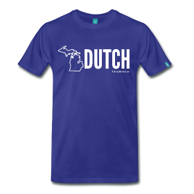 MI Dutch blue